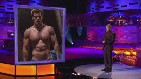 Henry Cavill- March 25, 2016-Graham Norton Screen Captures