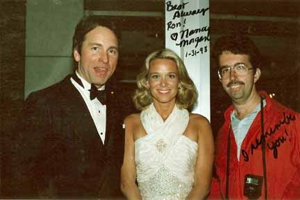 Nancy Morgan John Ritter and