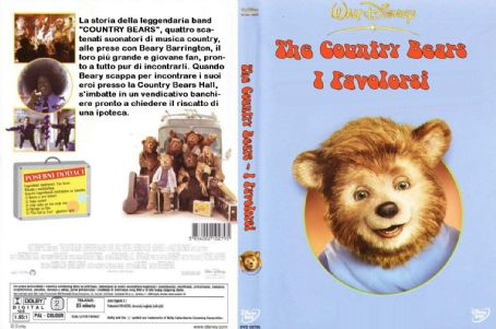 The Country Bears  -  Product