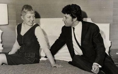 Tom Jones and Malinda Trenchard