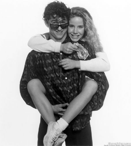 Amanda Peterson Patrick Dempsey and  in Can't Buy Me Love (1987)