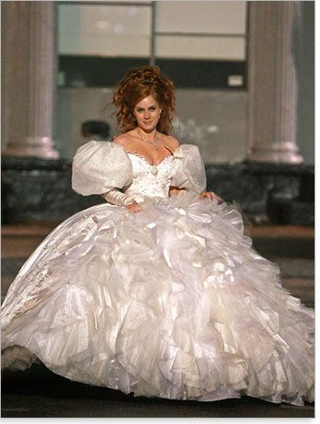 Enchanted Amy Adams as Giselle in