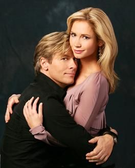 The Bold and the Beautiful Jack Wagner and Ashley Jones