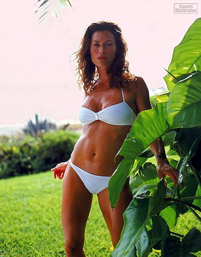 Carré Otis Sports Illustrated Photo Shoots