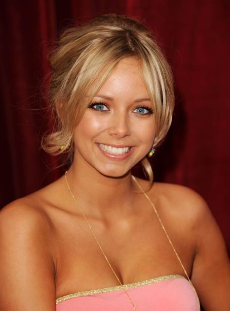 Sacha Parkinson  - British Soap Awards At The London Television Centre On May 8, 2010 In London, England