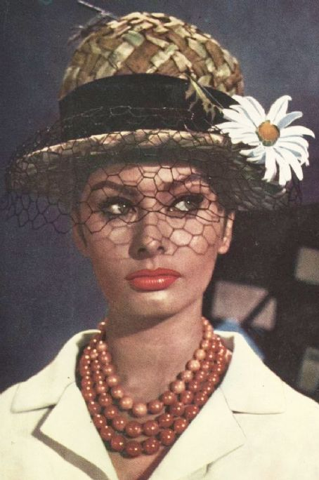 The Millionairess Sophia Loren in  (1960)