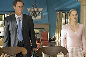 Mark Moses  and Emily Procter as Fuller family in Big Momma's House 2. Distributed by 20th Century Fox Pictures