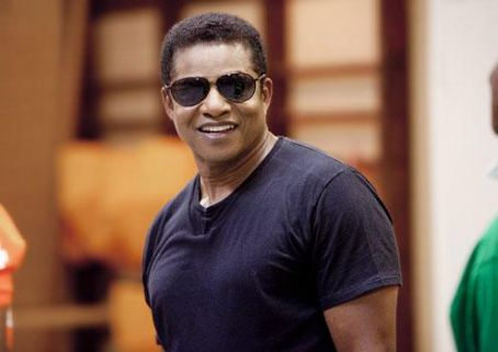 Jackie Jackson Cool as ever