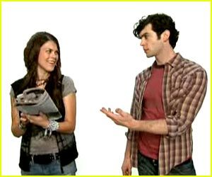 Ethan Peck Lindsey Shaw and