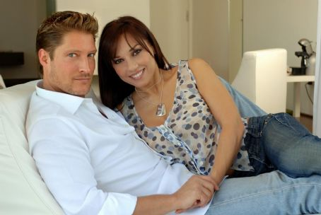 Adriana Verdirosi and Sean Kanan