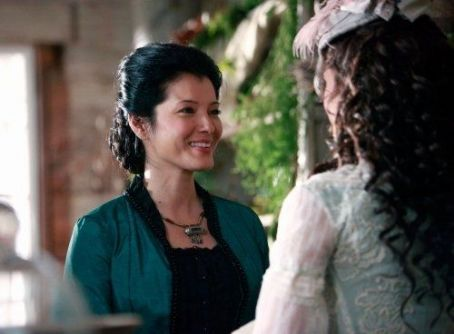 Kelly Hu - The Vampire Diaries (2009)