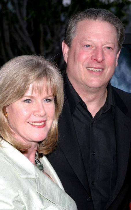 Al Gore Al and Tipper Gore Announce Split