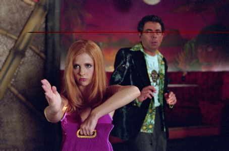 Daphne Sarah Michelle Gellar as  in Warner Brothers' Scooby Doo - 2002