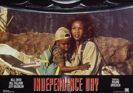 Vivica A. Fox - Independence Day
