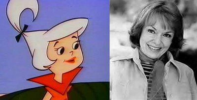 Janet Waldo  As The Voice Of Judy Jetson