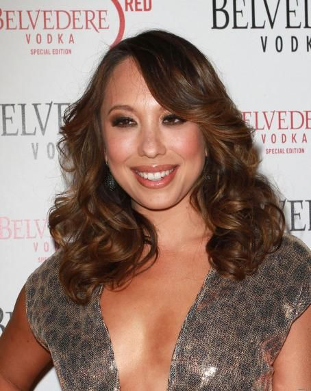 Cheryl Burke - Belvedere 'RED' special edition bottle benefit launch party at Avalon on February 10, 2011 in Hollywood, California
