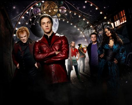 Madame Truska Cirque du Freak: The Vampire's Assistant (2009) - Wallpaper
