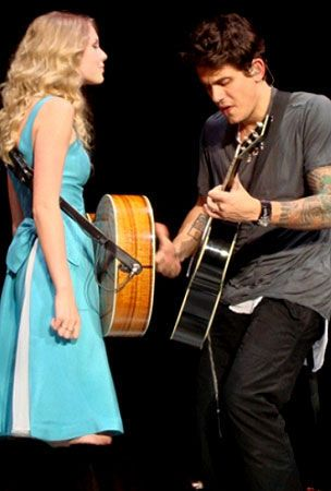 Taylor Swift and John Mayer
