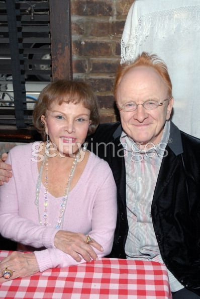 Peter Asher Maria Elena Santiago and