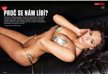 Rosie Roff  FHM Czech September 2012