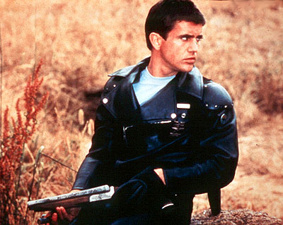 Mad Max Mel Gibson in MGM's  - 1979