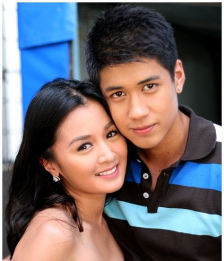 Aljur Abrenica and Kris Bernal - Alkris