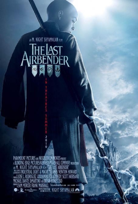 Noah Ringer The Last Airbender Teaser Poster