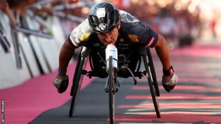 Alex Zanardi: Ex-Formula 1 driver in 'serious but stable' condition after handbike crash