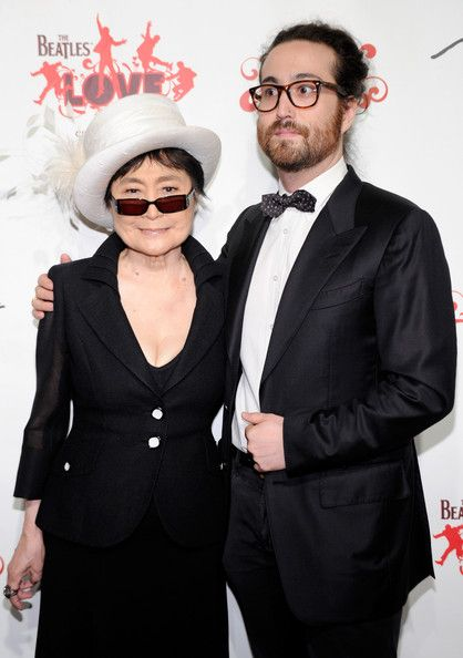 Sean Lennon - The Beatles LOVE By Cirque du Soleil Celebrates Its 5th Anniversary At The Mirage In Las Vegas