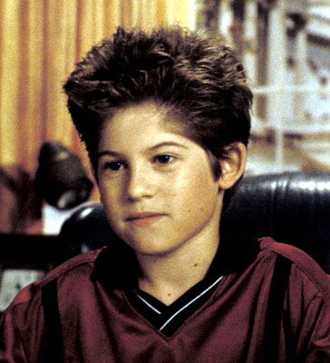 Alex D. Linz  as Max Keeble in Disney's Max Keeble's Big Move - 2001