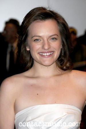 Elisabeth Moss MoMa Film Benefit Gala Honoring Baz Luhrmann. New York City, USA - 10.11.08