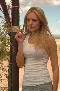 Elisabeth Moss Still Shot from film 'El Camino