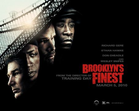 Wesley Snipes - Brooklyn's Finest Wallpaper