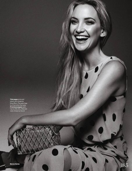 Kate Hudson Elle UK May 2013
