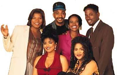 Kim Fields Living Single Cast