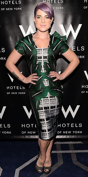Kelly Osbourne: W LOVE Hangover Ball in N.Y.C
