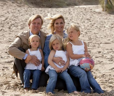 Princess Máxima of the Netherlands - Princess Maxima and Prince Willem Alexander