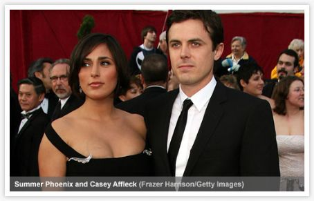 Summer Phoenix Casey Affleck and