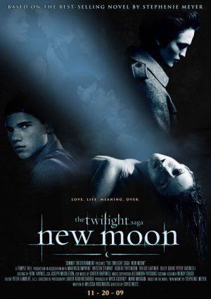 The Twilight Saga: New Moon - New Moon