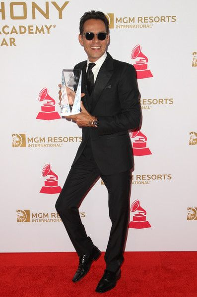 Marc Anthony: Latin Grammy Awards in Las Vegas - Red Carpet