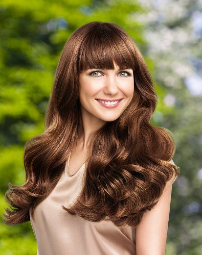 Ekaterina Klimova  - new face of Garnier Color Naturals