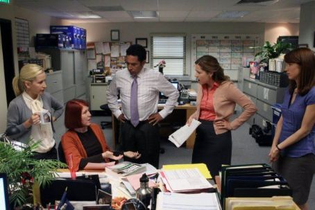 Oscar Nuñez The Office (2005)