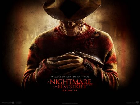 Jackie Earle Haley - A Nightmare On Elm Street Wallpaper