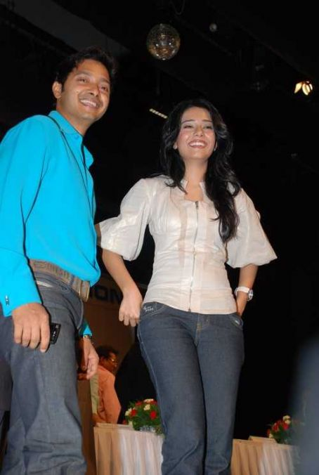 Amrita Rao and Shreyas Talpade