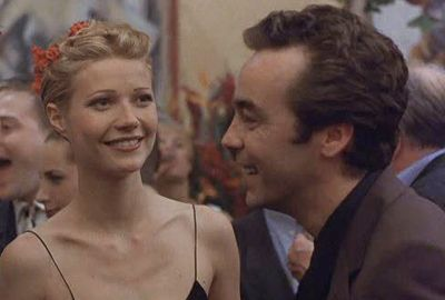 Sliding Doors Gwyneth Paltrow and John Hannah