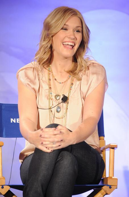 Emily Rose  At The NBC Universal Summer Press Day In Pasadena On April 26, 2010