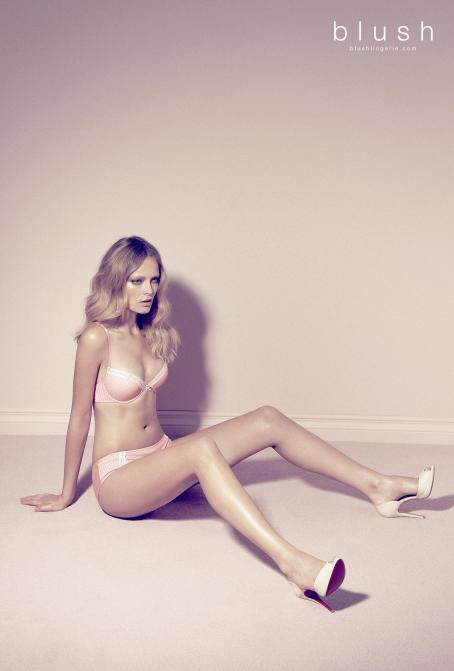 Olga Maliouk  - Blush Lingerie Spring 2010 Collection