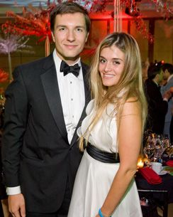 Daphne Oz  and Husband John Jovanovic