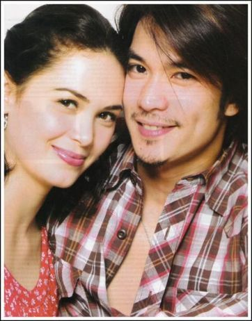Kristine Hermosa and Diether Ocampo