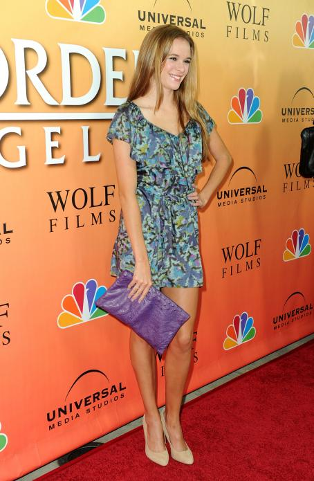 Danielle Panabaker - The Premiere Of NBC's 'Law & Order' Los Angeles In Hollywood – Sept. 27, 2010